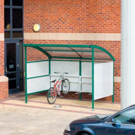 Premier Bike Shelter