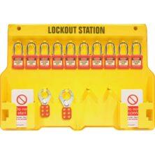 image of premier lockout station