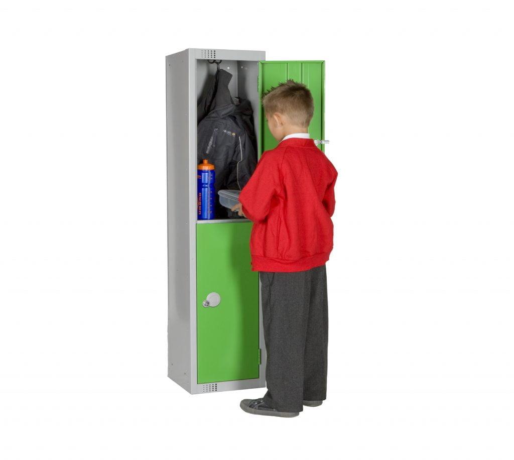 Primary School Lockers 2 Door Workplace Stuff