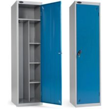 Probe Janitors Lockers