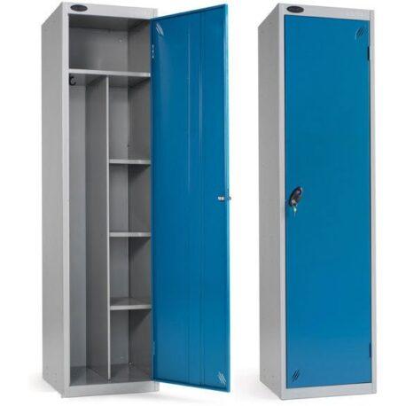 Probe Janitors Lockers