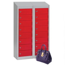 Probe Personal Effects Lockers - 8 or 16 Doors