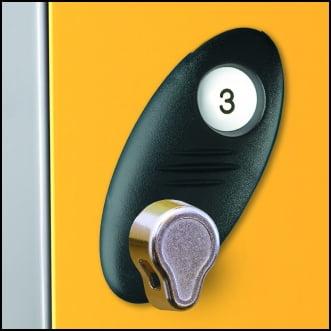 Probe Six Door Lockers