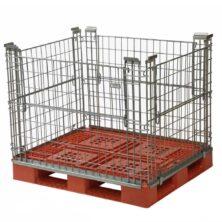 image of retention unit four gate access