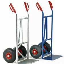 Sack Truck with Solid or Pneumatic Wheels