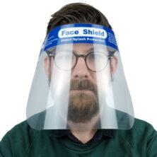 image of safety visor