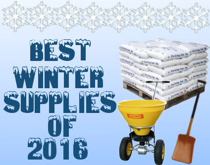 The Best Snow Clearing Equipment of 2016