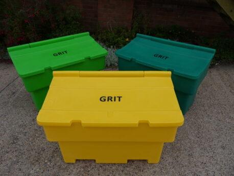 Stackable Grit Bins - 200ltr