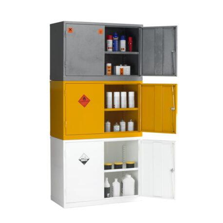 stackable-hazardous-substance-storage-cabinets