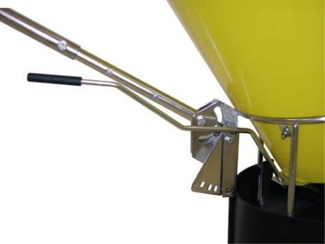 Stainless Steel Salt Spreader with Plastic Hopper - 35 Litre Capacity