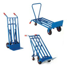 Super Heavy Duty 3 in 1 Sack Truck - 400kg Capacity