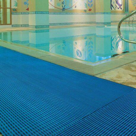 Swimming Pool Matting - Heronrib