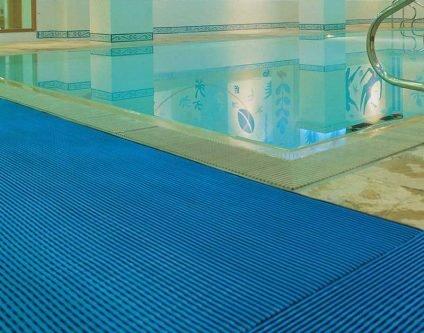 Best Types of Swimming Pool Matting?