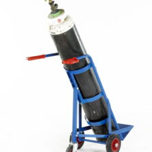 Tall Cylinder Support Trolley