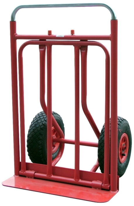 Telescopic and Folding Sack Truck - 100kg Capacity