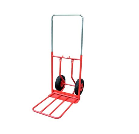 telescopic and folding sack truck 100kg capacity