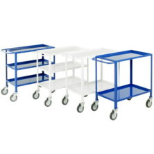 Tray Trolley - 2 & 3 Tier