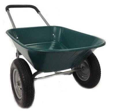 Two Wheeled Wheelbarrow - 75L Capacity