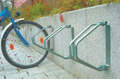 wall mounted adjustable bicycle racks