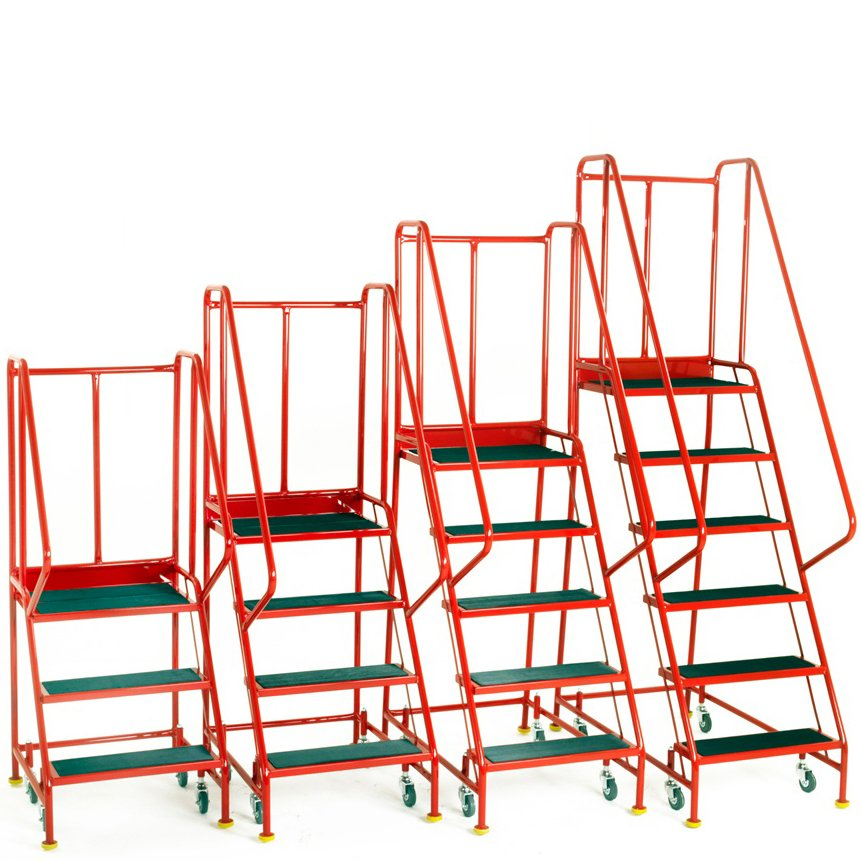 Warehouse Steps Premier Commercial Workplace Stuff