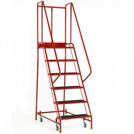 Warehouse Steps - Premier Commercial