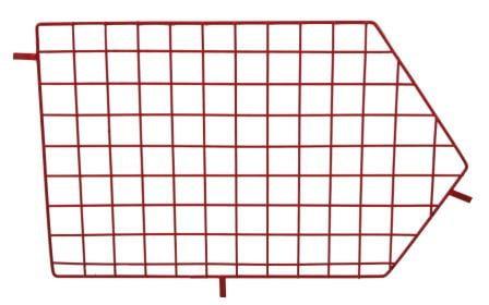 Wire Storage Basket Dividers